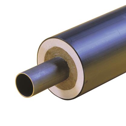 High Temperature Pre Insulated Pipes Vital Energi