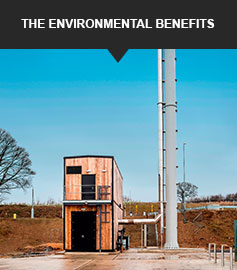 Environmental Benefits of Biomass