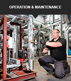 Biomass Operation & Maintenance