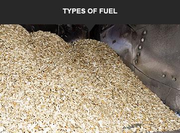 Vital Energi CHP Woodchip Fuel