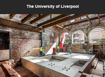 Vital Energi Pre-Construction The University of Liverpool