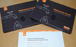 Paintworks Welcome Pack - Vital Energi