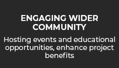 Vital Energi - Engaging Wider Community