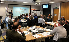 Vital Energi - Leeds PIPES University Workshop